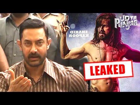 Aamir Khan Requests NOT To Watch Leaked Udta Punjab Movie Online