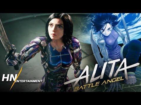 The Imaginos Body Explained | Alita: Battle Angel