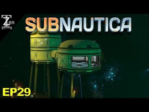 SUBNAUTICA ALIEN POWER PLANT EP29