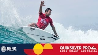 Opening Day Highlights - Quiksilver/Roxy Pro Gold Coast 2017