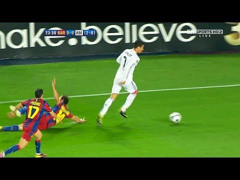 Cristiano Ronaldo: Fastest and Smart Moments in Football