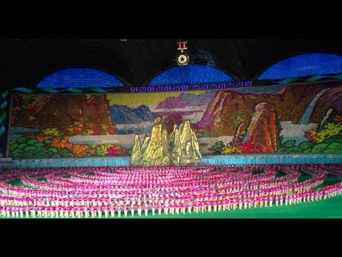 Best Moments of the Mass Games - Sep 18, 2013, North Korea