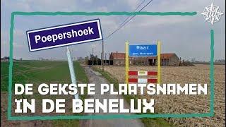 DE GEKSTE PLAATSNAMEN IN DE BENELUX! | Wander List #44