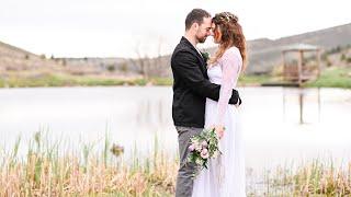Ben + Kendra | Intimate Spring Ceremony
