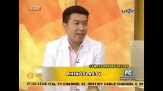 Rhinoplasty: Reshaping the Nose