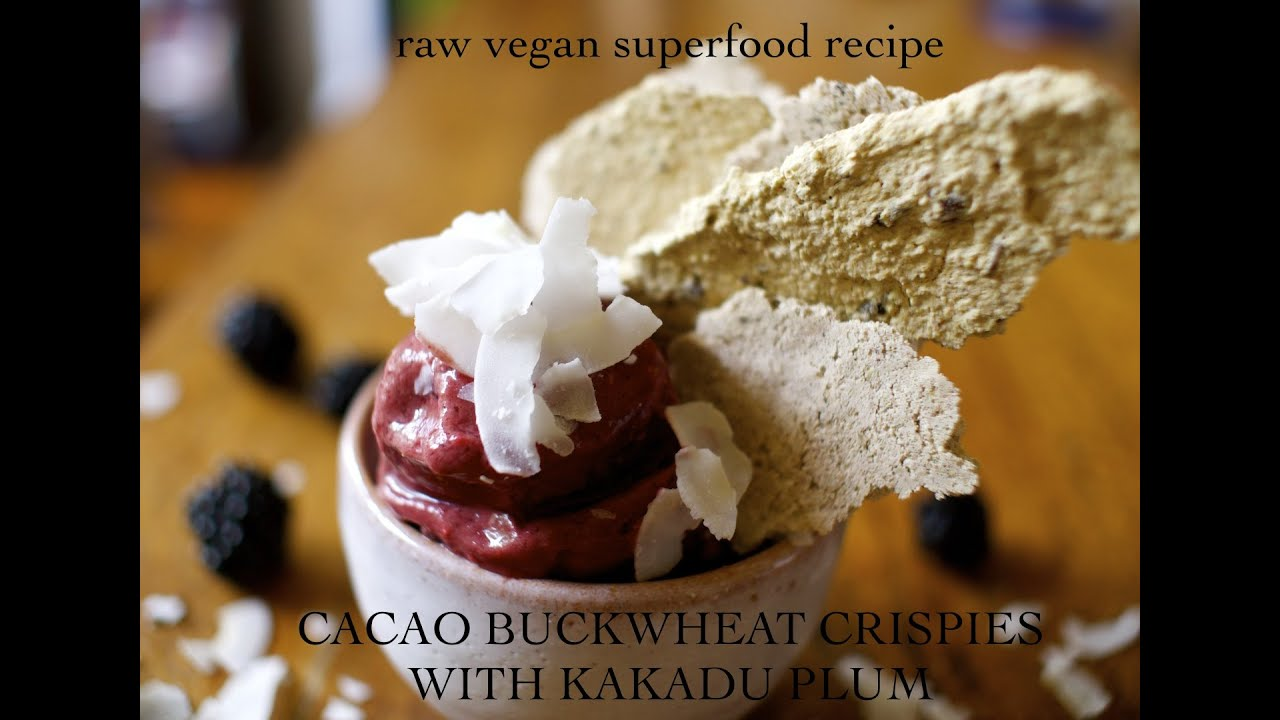 Kakadu plum recipes