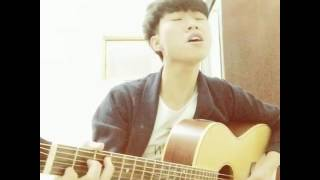 Khi em ngủ say ( guitar cover)