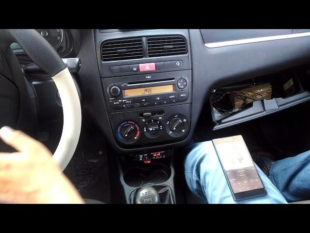 Fiat Linea Aux Modülü Bluetooth Denemesi