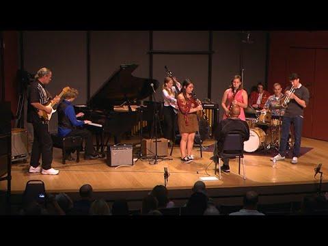 Hugh Ragin Ensemble - UC San Diego Jazz Camp 2017