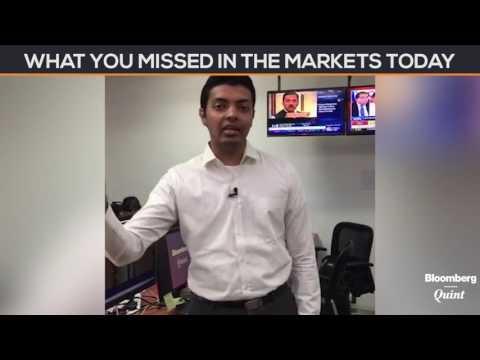Market Wrap: Sensex, Nifty End Little Changed