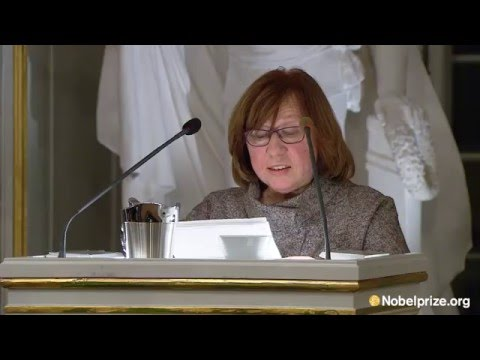 Svetlana Alexievich: On the Battle Lost