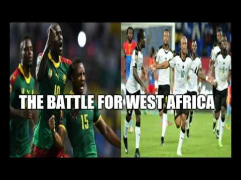 Cameroon vs. Ghana Semi-Final Pre Match Analysis Preview - AFCON 2017 Gabon