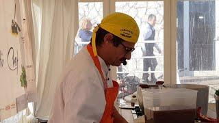 """Bordatino: Live streaming Cooking Show del Bocca a """"Mare Di Vino"""", Livorno - Parte 1"""
