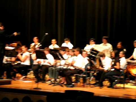 Bellamy Middle School Band
