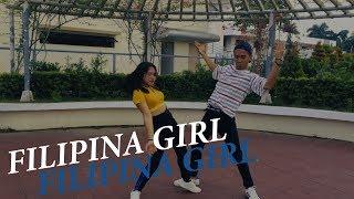 Filipina Girl - Billy Crawford feat.Marcus Davis & James Reid (Dance Choreography) I Yanniversal