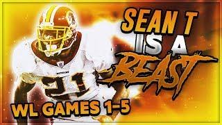 New Defense!?!?! Madden 19 Ultimate Team Weekend League Gameplay | 1-5