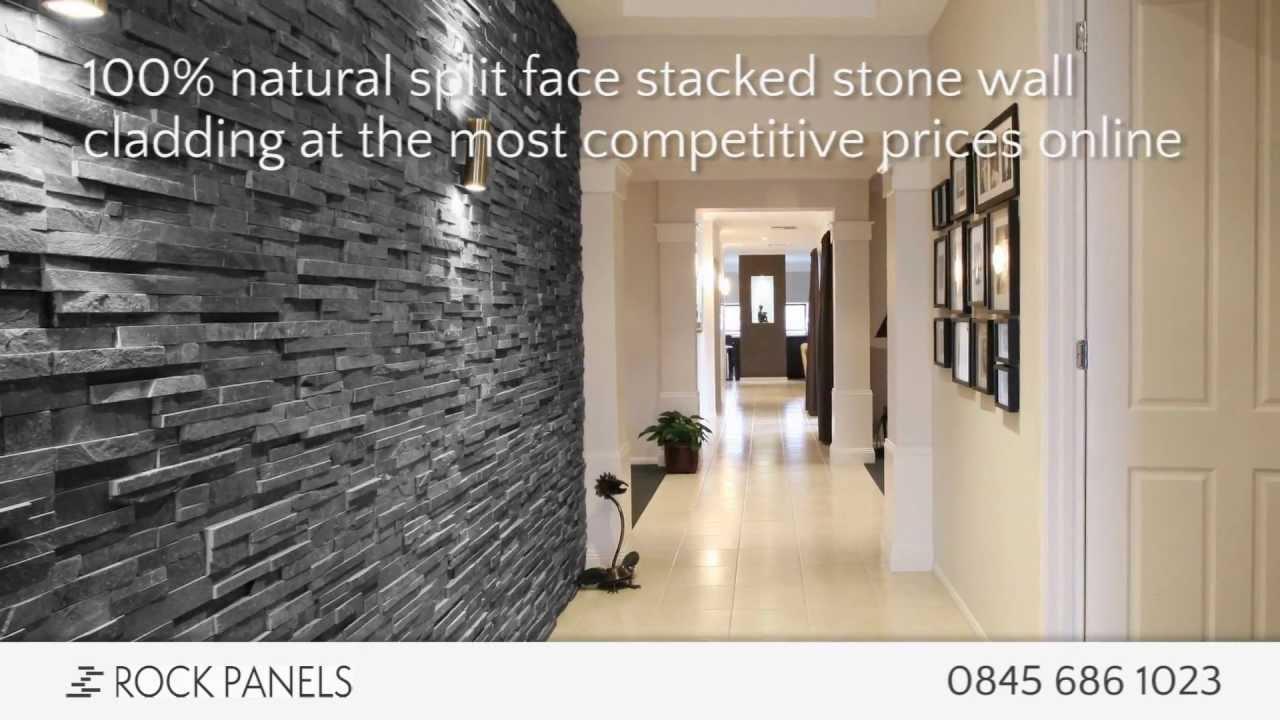 rock panels stacked stone wall cladding split face stone tiles natural stone wall cladding