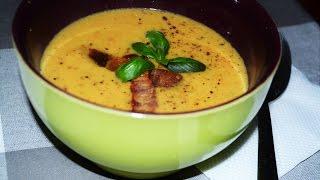 фасолевый Суп - Пюре. Домашние рецепты