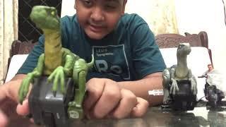 Jurassic Fan reviews the rarest toy of Jurassic World Fallen Kingdom toy line😍💖❤️✌️