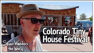People's Tiny House Festival 2019 | Fountain, Co E562