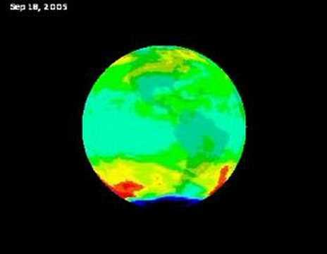 Trou dans la couche d 39 ozone youtube - Trou de la couche d ozone ...