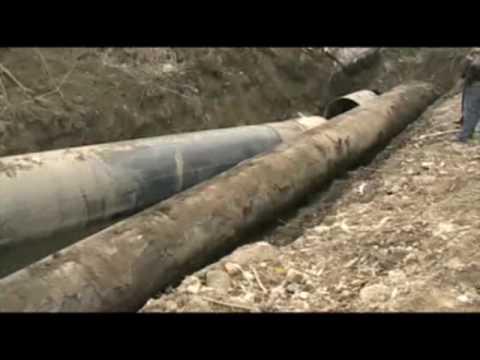 Видео Трубы стальные диаметром 820 х10 0 мм