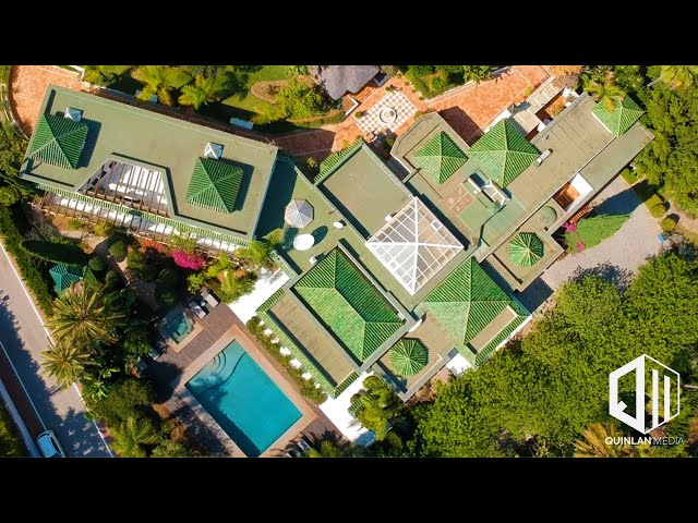 Luxurious Mansion in Marbella | Spain | Property Video