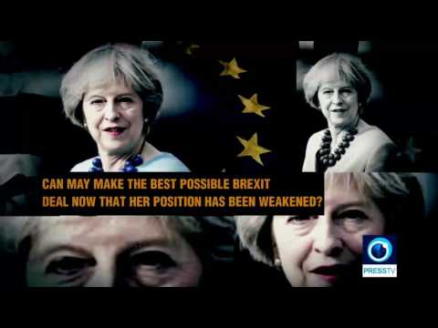 Theresa May In Office But Not In Power - Jeremy Corbyn Britain's Real Prime Minister