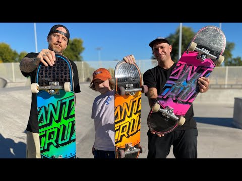 TOTAL DOT VX DECK PRODUCT CHALLENGE WITH JIMMY, MALACHI