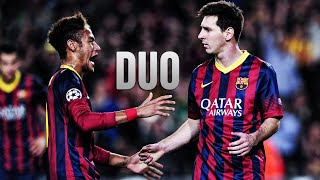 Neymar Jr & Lionel Messi - Most Talented Duo