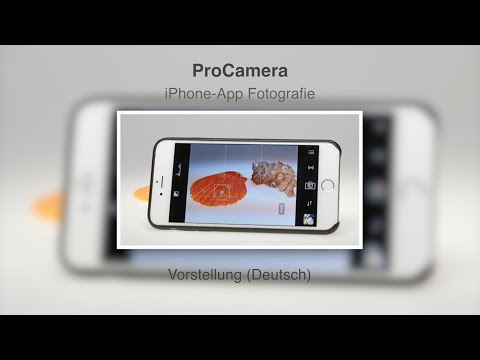 ProCamera - iPhone-App Fotografie - Vorstellung (Deutsch)