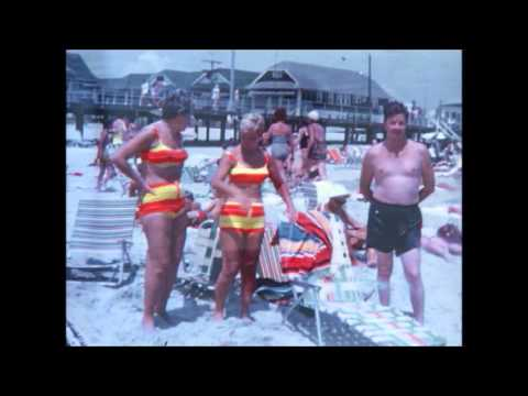 Ocean City, NJ Vacations (1958 to 1970) Home Movies
