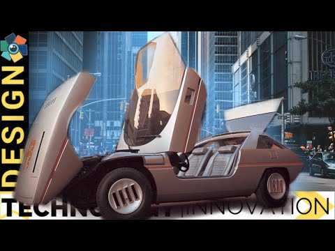 15 Groovy Concept Cars from the Out of Sight 70s