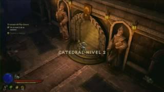 Diablo 3, gameplay Historia 5, El Altar del canciller