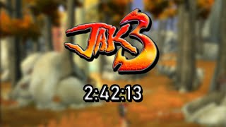 Jak 3 - All Missions Speedrun in 2:42:13 [WR]