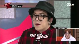 [ENG SUB] Block B - 5 Minutes Before Chaos - Taeil's secret