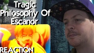 Tragic Philosophy of the Overpowered King - Escanor from the Seven Deadly Sins Season 2 REACTION