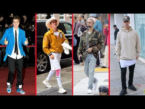 Justin Bieber New Casual Style 2018