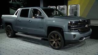 Chevrolet Performance At SEMA 2016 |  Silverado 1500 High Desert Concept | Live Stream