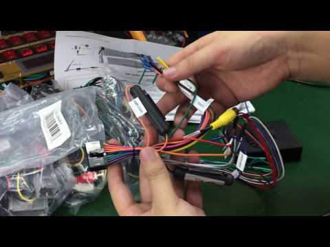 How to wiring harness on aftermarket car head unit for GM CHEVROLET M Wiring Diagram For Chevy Silverado on