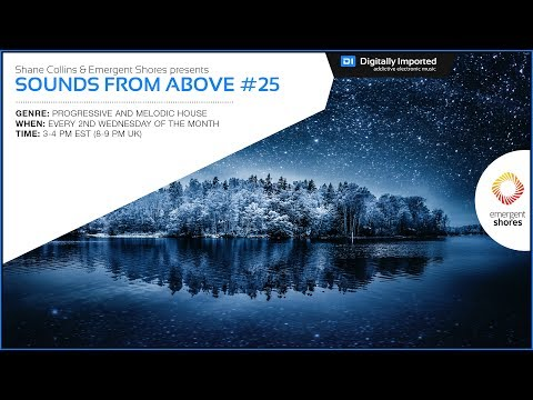 ♫ Best of Progressive House Sessions ♫ - Sounds from Above#2