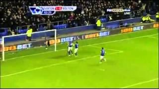 Howards amazing goal vs Bolton