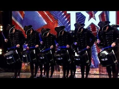 Видео, The Highwaymen - Britains Got Talent 2011 audition - itv.comtalent - UK Version