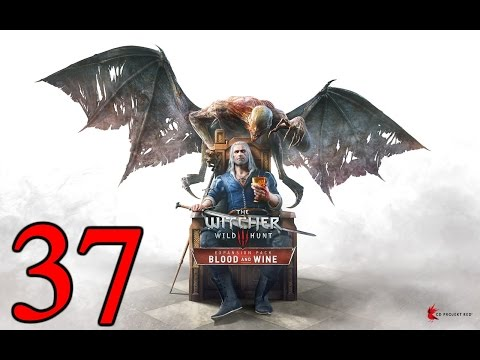 Witcher 3 Blood and Wine - Part 37: Knight For Hire (All Que