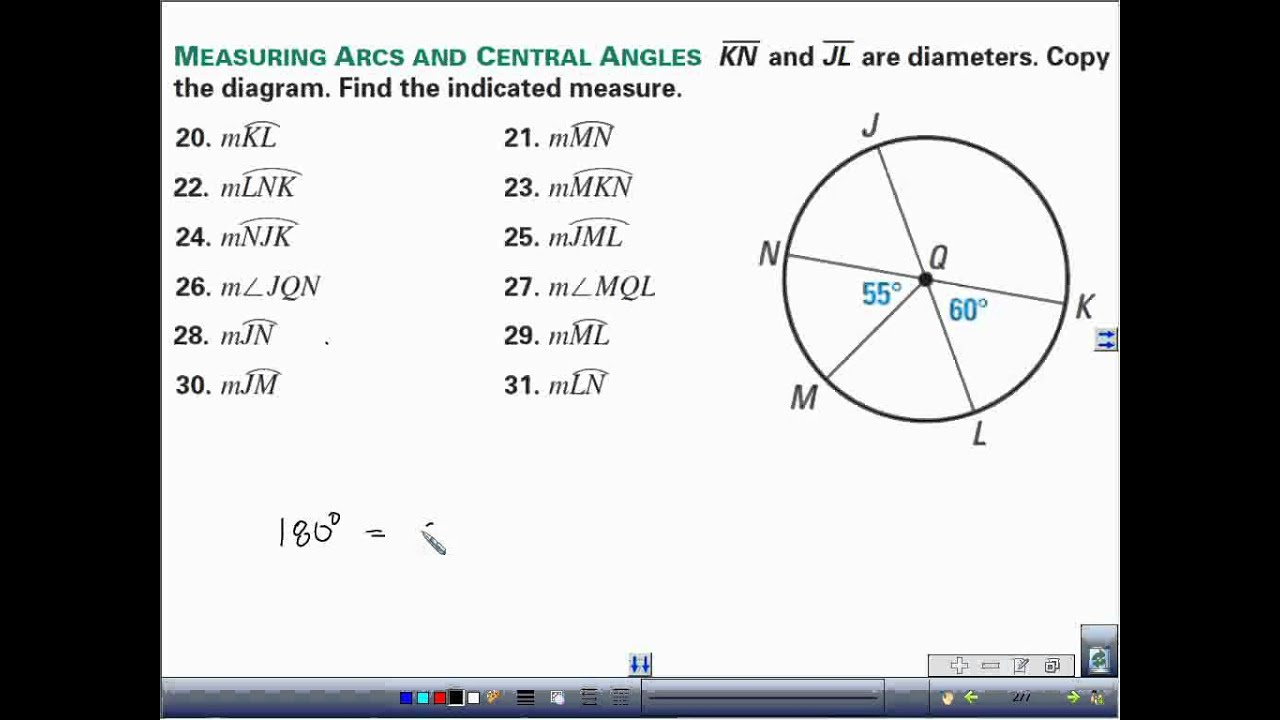 10.2 a and b part 1 geometry practice.flv - YouTube