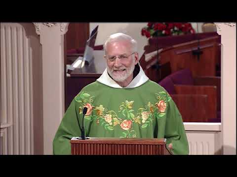 Daily Readings and Homily - 2020-10-13 - Fr. Joseph