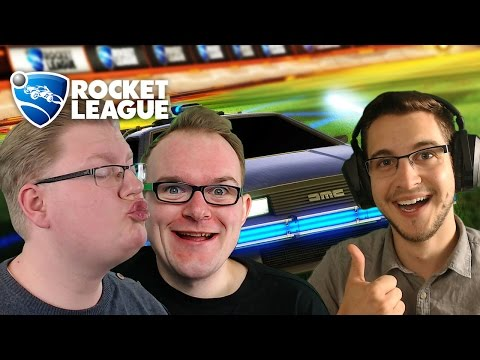 DIE SERIE 🎮 Rocket League #61
