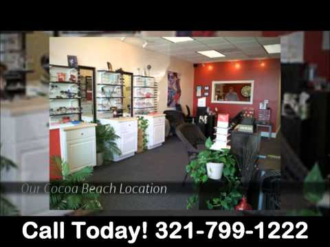 Optometry Brevard County, FL. 321-799-1222 Optometry Cocoa Beach, Merritt Island, Rockledge