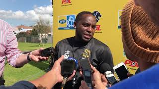 Benni McCarthy's MTN8 pre-match press conference