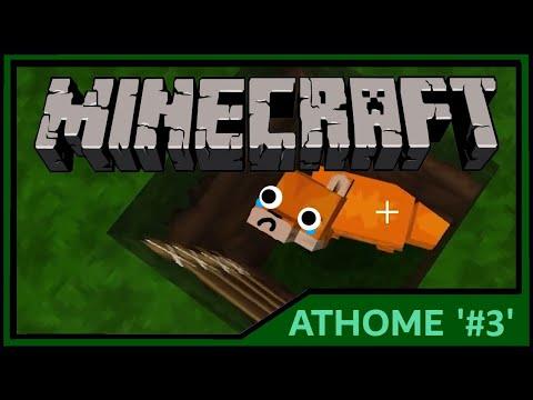 Diesen Fuchs Mag Ich Nicht! || Minecraft ATHome #3